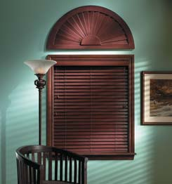 Arched Shutter Top